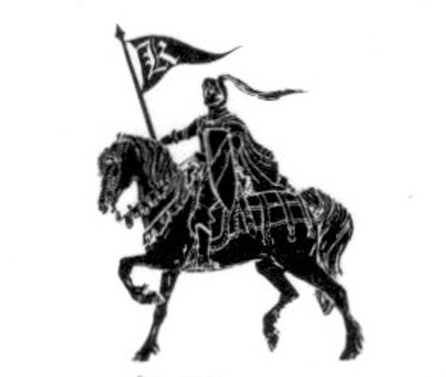 knights Drycleaners logo